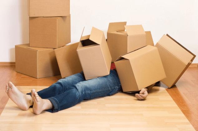 Garde-meuble : la solution de stockage lors d'un déménagement