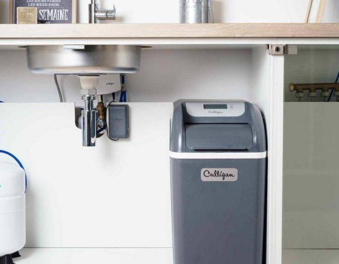 Comment fonctionne l'adoucisseur d'eau?